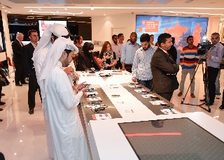 VODAFONE QATAR showcases latest innovations at tech nights