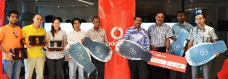 vodafone names grand winners of world of prizes