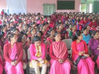 उज्वल महिला सहकारीको साधारण सभा